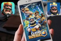 Mobile games / In this board, you will see many tips for mobile game playing.