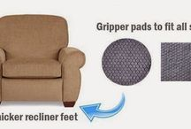 Furniture Grippers For Hardwood, Tile And Laminate Floors / How To Stop  Furniture From Sliding