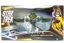 Star Trek Hot Wheels Showroom