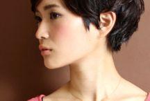 Frisuren / Netter Style - klassisch