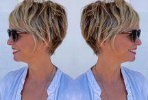 Krátke vlasy