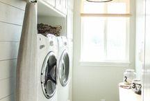 Laundry - Mud-Storage Rooms