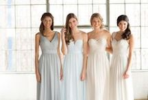 Bridal / Let us help you make the Big Day perfect.  Bride's Maid dresses and Mother of the Bride available at the Holiday!