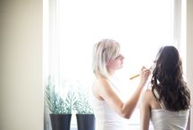 Beautifull Bride / An amaizing bride is getting ready. www.letitbe-evaszawara.com