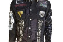 HEAVY METAL CUSTOM CLOTHING by Forgotten Saints La / CUSTOM MADE CLOTHING INSPIRED BY AND FOR HEAVY METAL BANDS
