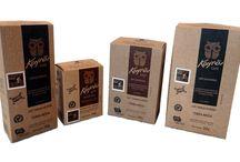 Embalagens / Embalagens que foram desenvolvidas pela GSB2 Propaganda.