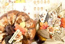 Amber Moon Collection / Take in the beauty of Fall and the season for being grateful. The Amber Moon Collection by Frank Garcia features beautiful vintage images, gorgeous fall imagery, and cute phrases that are perfect for the season. Be inspired by the versatile patterns and colors of this collection for all of your fall projects!