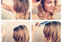 Chic Party Haristyles / party hairstyles