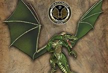 The Emerald Dragon / Dragomeir Series Book One - Dragon Books by Solitaire Parke