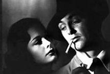 Film Noir / Dames, daggers and darkest night — somebody's gotta get us outta this mess and it might as well be me!
