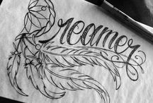 Tattoos / I love or want