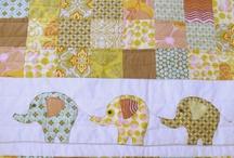Dla dzieci / baby quilt