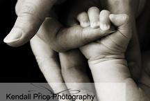 Newborn toddler fam pics