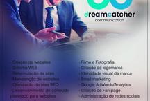 Dream Catcher Co. services / Nós somos designers, engenheiros e estrategistas. Um time com uma mistura única de habilidades, unidas pelas foco em nosso cliente. Afinados pelas ideias, entregamos resultados reais o tempo todo.