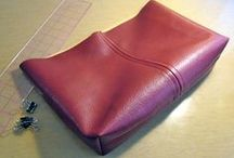 Leather bags and  bags