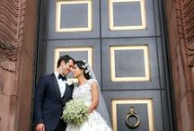 Wedding Portraits / Portraits of couples on their wedding day