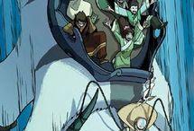 Avatar(LDMDL)& la légende de Korra