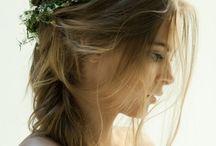 bohemian bridal looks / Boho bridal looks for inspiration
