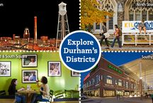 Durham, NC - Things to Do / Durham is a canvas covered in a unique cultural identity and history that is truly exceptional.  There is a culture of art and creativity expressed visually, culinary, and through performances. There are many festivals, art places, historic sites, sports venues, nightlife, shopping, nature areas, and more that offer both residents and visitors a variety of choices.