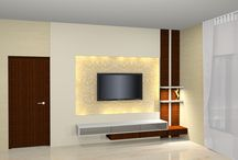 tv unit design
