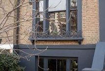 Eingänge Fassaden Fenster