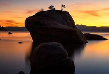 Natur(e): Rocks/ Steine / The fascination of rocks and stones. -- Die Faszination von Felsen und Gesteinen.