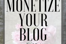 Mom Blogging