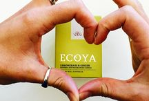 ECOYA.... the iconics. / These are our long standing... iconic, ECOYA fragrances.  www.ecoya.com