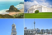 New Zealand / Scenery
