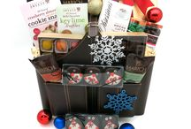 Christmas and New Year Gift Baskets
