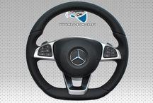 Lenkrad AMG Leder + Airbag steering wheel Mercedes CLS C218 CLA W205 W156 W172 W176 W246 A0004603403