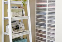 Craft Space / by Stephanie Doty