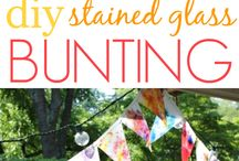 Bunting Galore / by twoemu