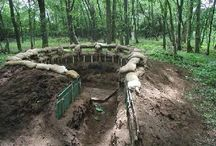 Bunker airsoft