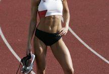 Sexy female athletes