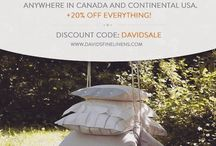 BED AND BATH LINEN SALE