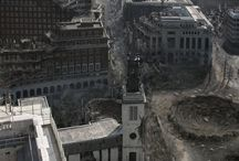 the.Architect - Destroyed Cities References