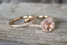 Magical Morganite Engagements / Morganite is a powerful, high vibrational, universal stone of unconditional love.