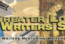 Writers Organizations and Events / by Carolyn Howard-Johnson