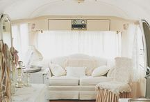 Airstreams & Mobile Living / by Cozy Little House