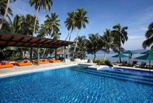 Fiji Resort Pools / by Jean-Michel Cousteau Resort, Fiji