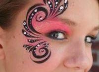 yüz boyama desenleri