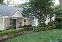 New Exterior / by Helena Hill