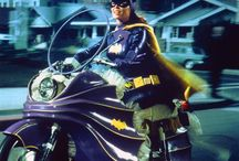 The Batgirl / Barbara Gordon=The Batgirl (Old School) / by Olsen Ross