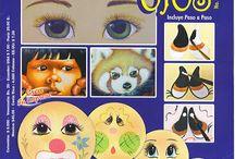 Pintura olhos