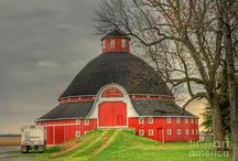 Barns~Stone~Round~Colored / No Pin Limit Here.  Happy Pinning!! / by Tamera Sarkozi