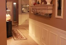 Wainscoting / by Cindy Flannery