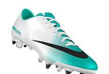 Soccer balls & boots / Sports