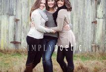 mother daughters shoot