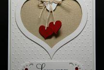 Valentijn / Kaarten